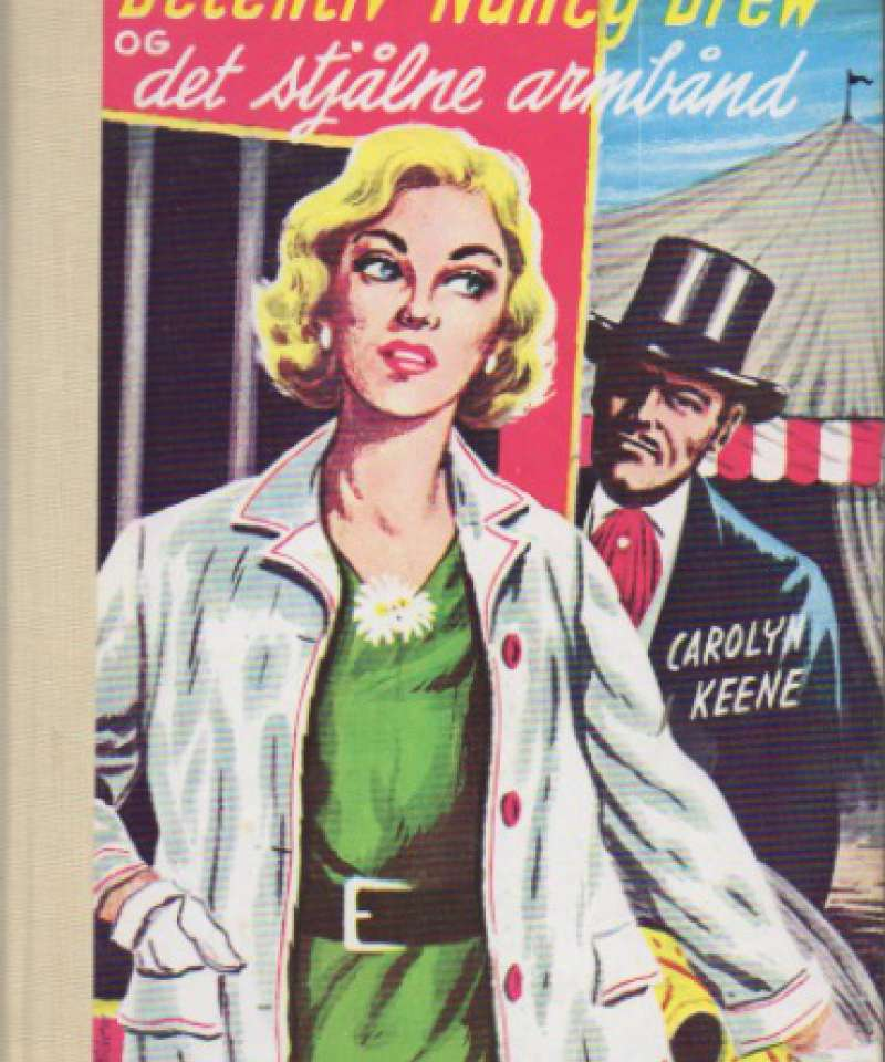 Detektiv Nancy Drew og det stjålne armbånd