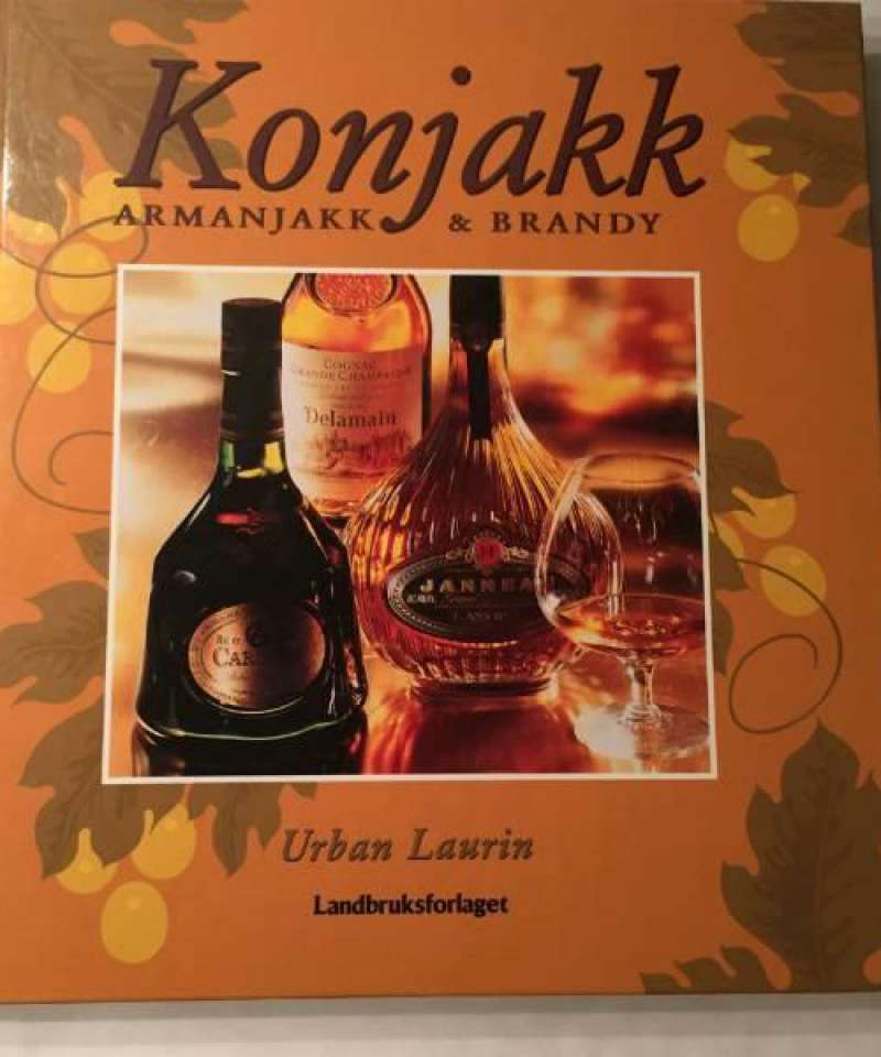 Konjakk, armanjakk & brandy