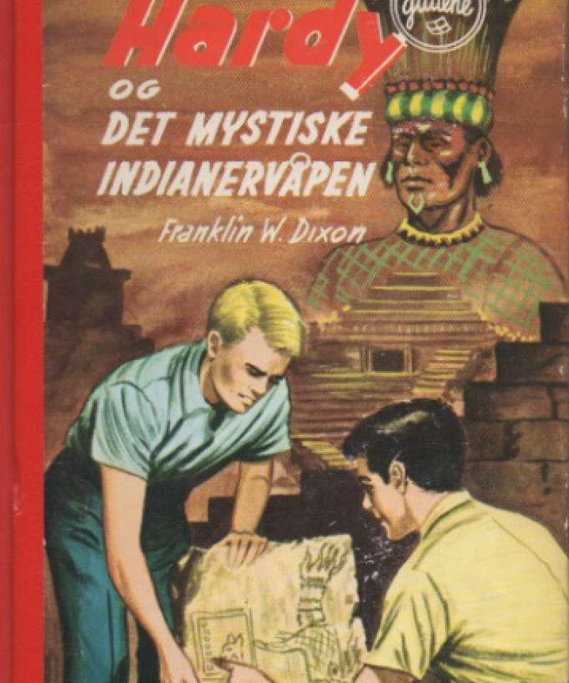 Hardy og det mystiske indianervåpen