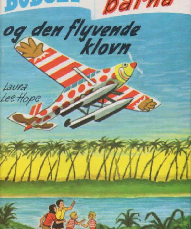 Bobsey-Barna og den flyvende klovn