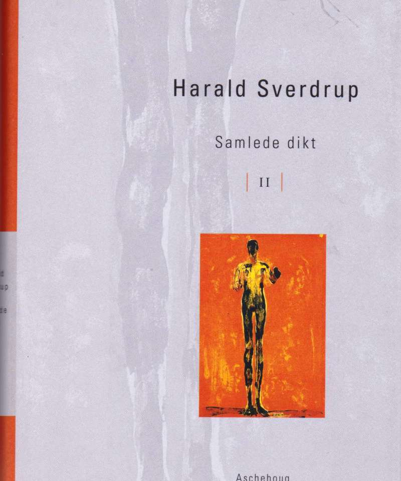 Samlede dikt II - Harald Sverdrup