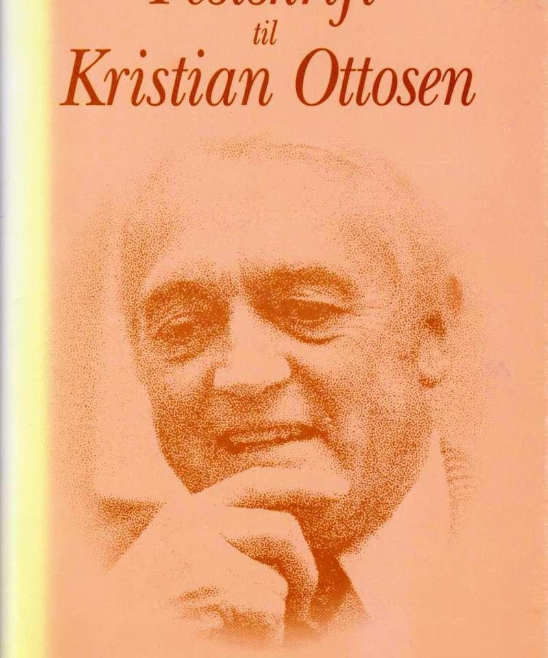Festskrift til Kristian Ottosen