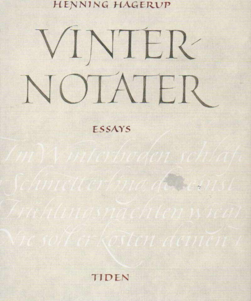 Vinter-notater