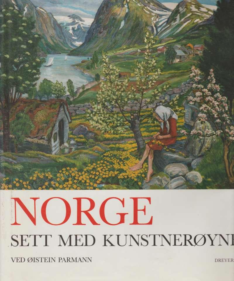 Norge sett med kunstnerøyne