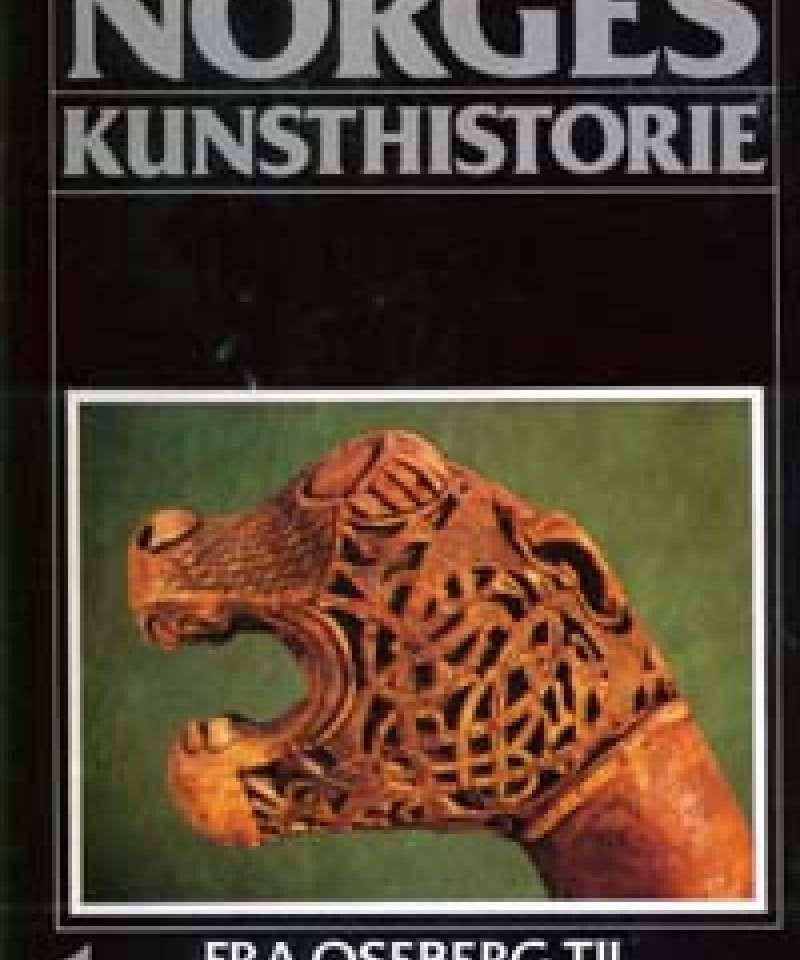 Norges kunsthistorie 7 bind