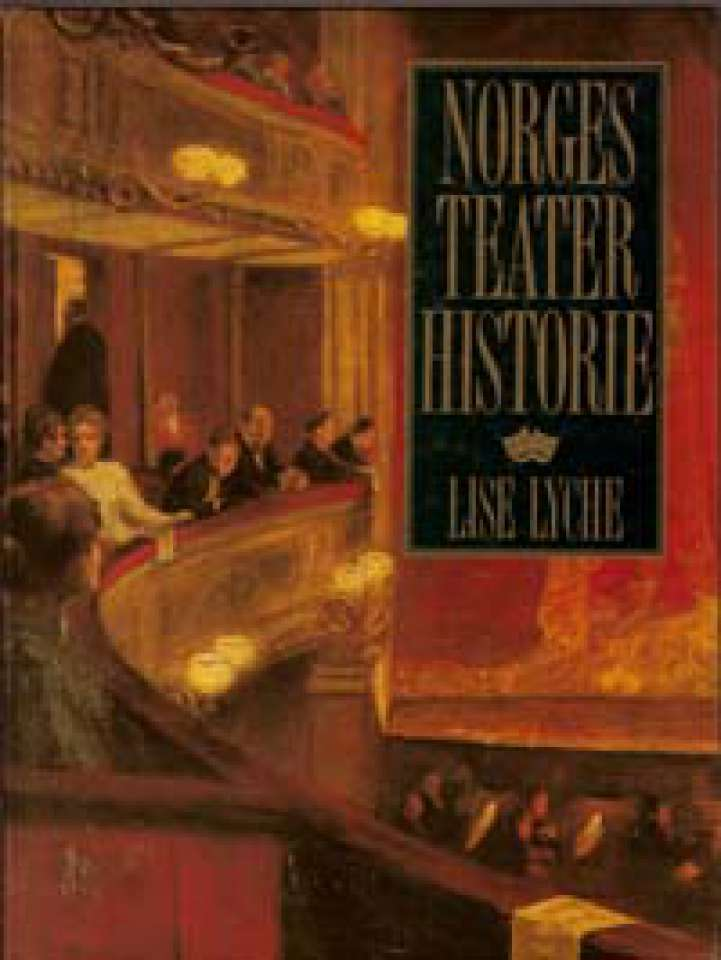 Norges teaterhistorie