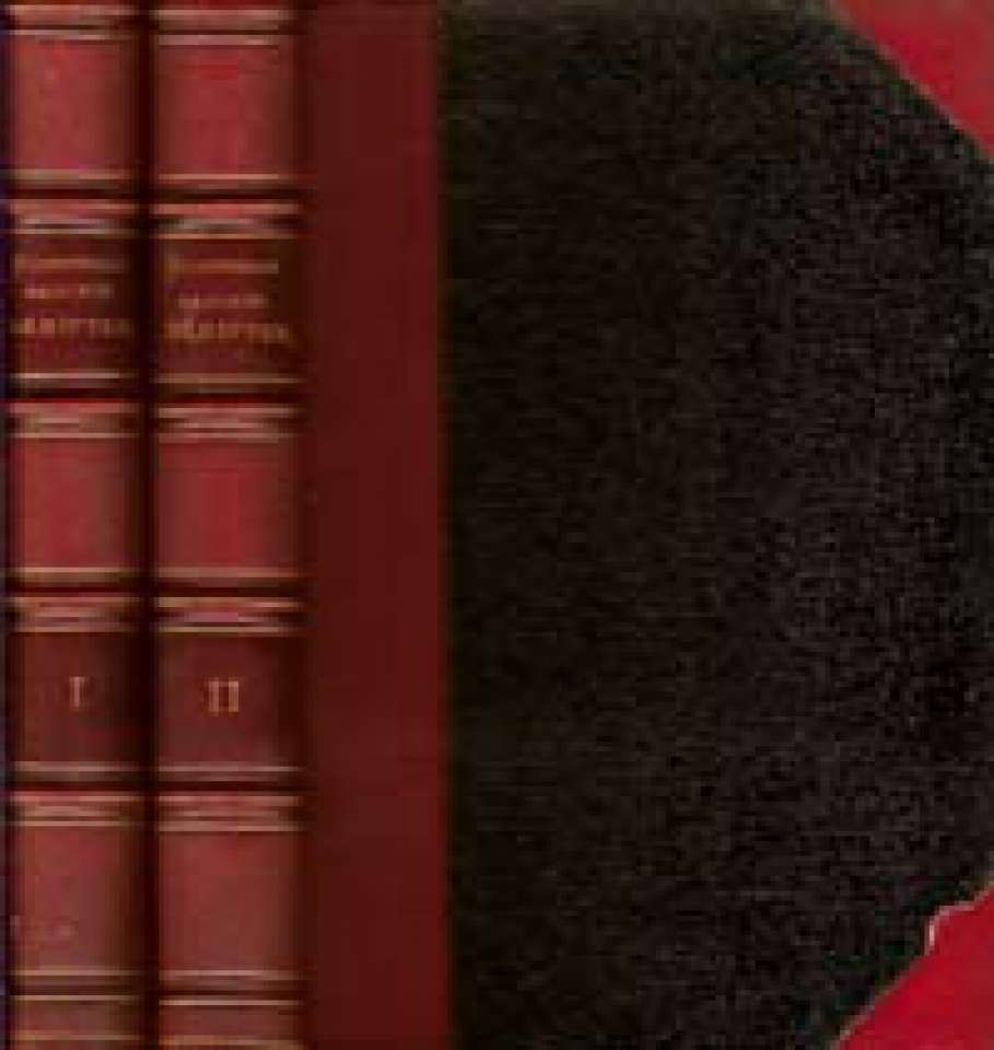 Samlade Skrifter I-II