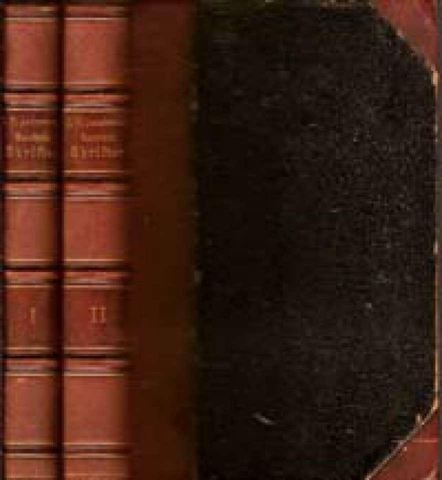 Samlede skrifter I-II