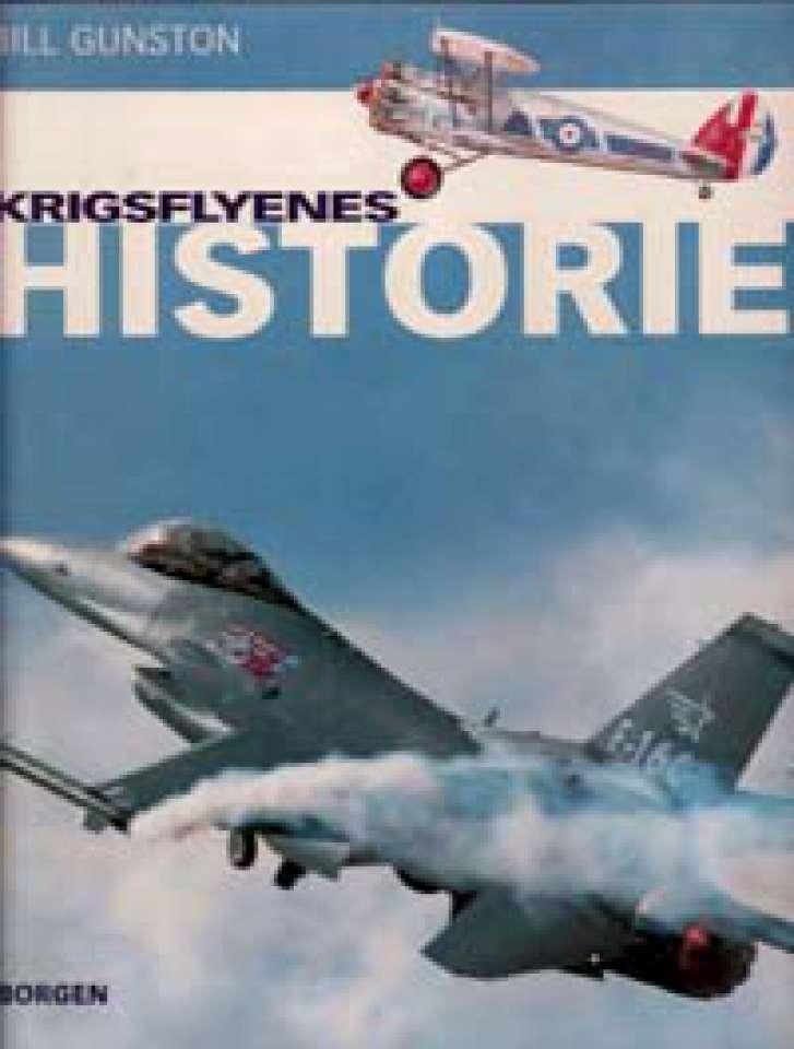 Krigsflyenes historie