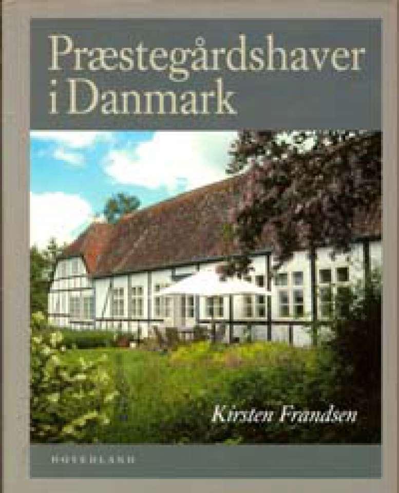 Præstegårdshaver i Danmark