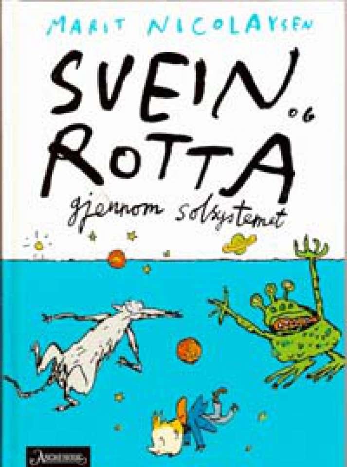 Svein og Rotta gjennom solsystemet