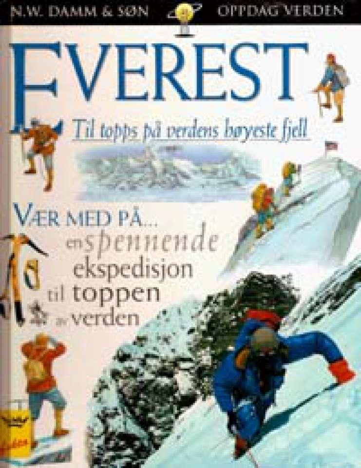 Everest - Til topps på verdens høyeste fjell