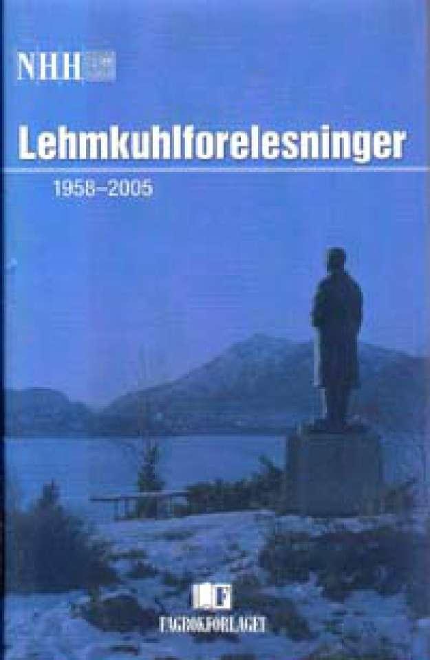 Lehmkuhlforelesninger 1958-2005