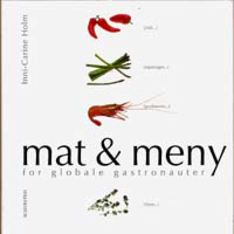 Mat & Meny for globale gastronomer