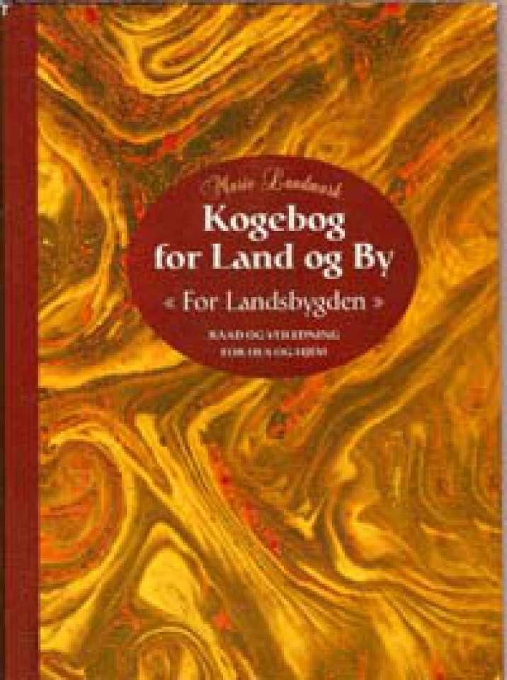 Kokebog for Land og By - For Landsbygden