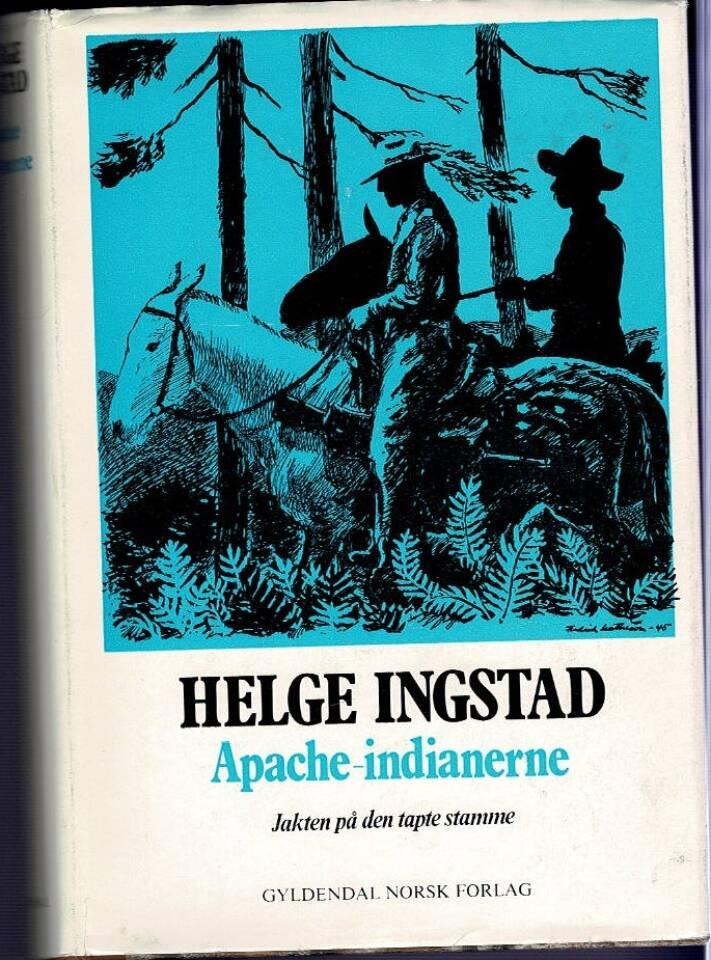Apache-indianerne - Jakten på den tapte stamme
