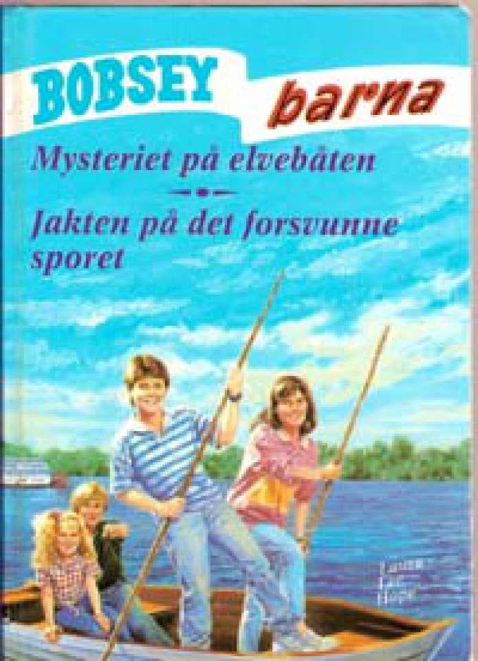 Bobsey-Barna: Mysteriet på elvebåten - Jakten på det forsvunne sporet