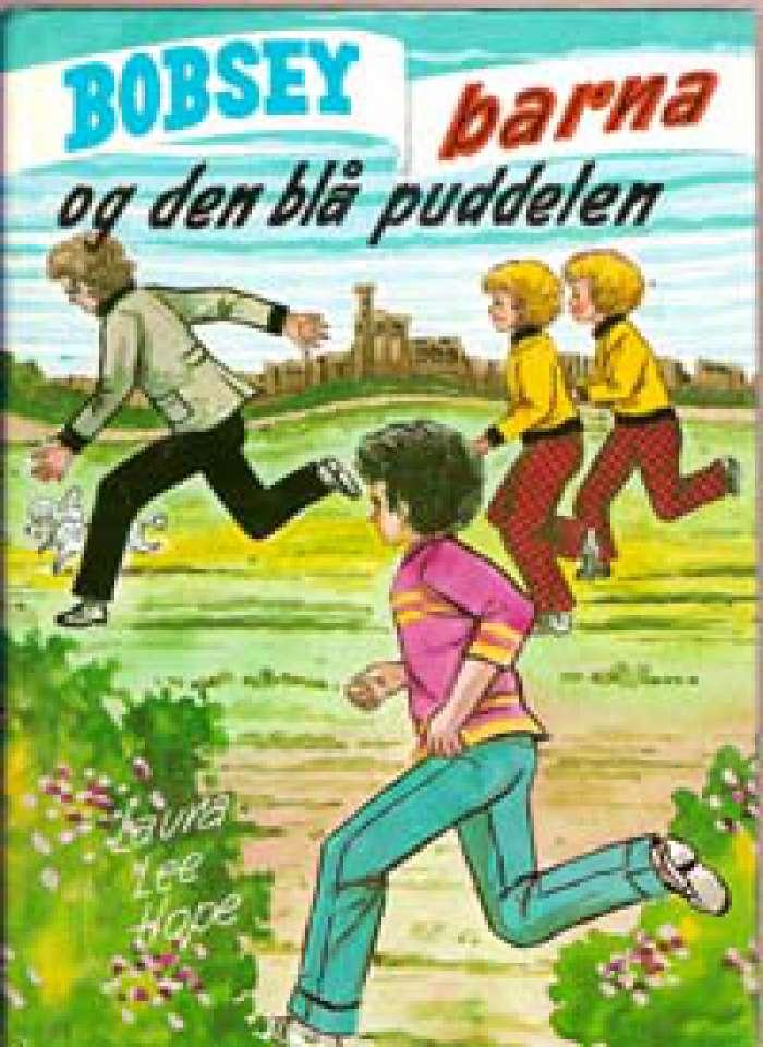 Bobsey-Barna og den blå puddelen