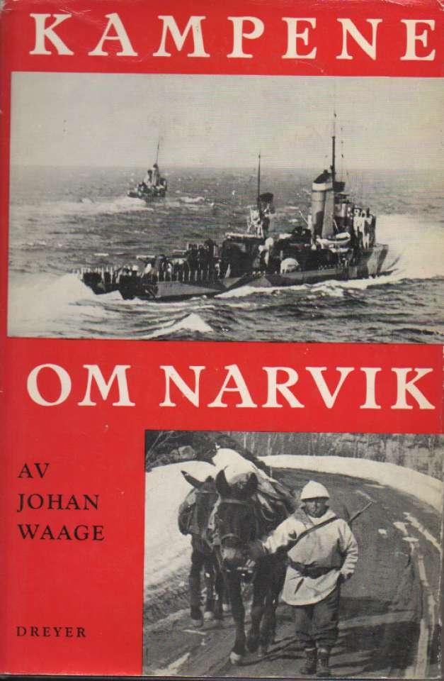 Kampene om Narvik