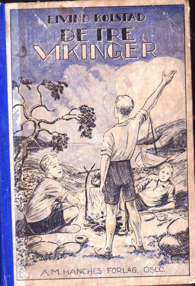 De tre vikinger