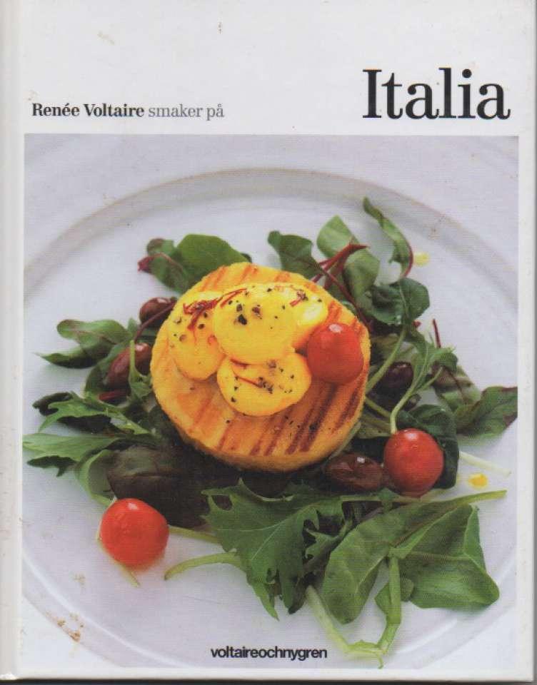 Renée Voltaire smaker på Italia