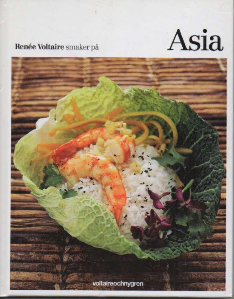 Renée Voltaire smaker på Asia