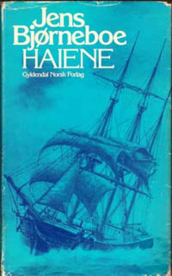 Haiene - Historien om et mannskap og et forlis