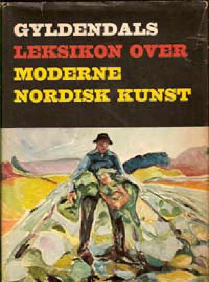Gyldendals leksikon over moderne kunst