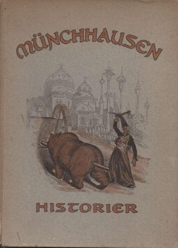 Münchausen – historier