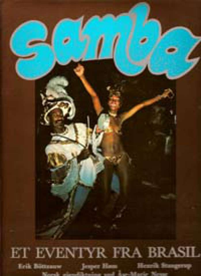 Samba - Et eventyr fra Brasil