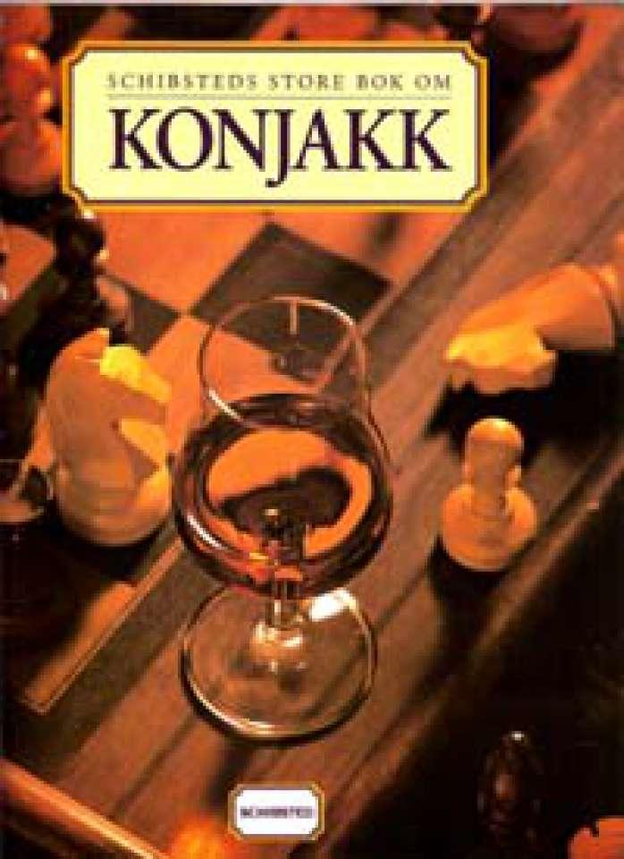 Schibsteds store bok om Konjakk