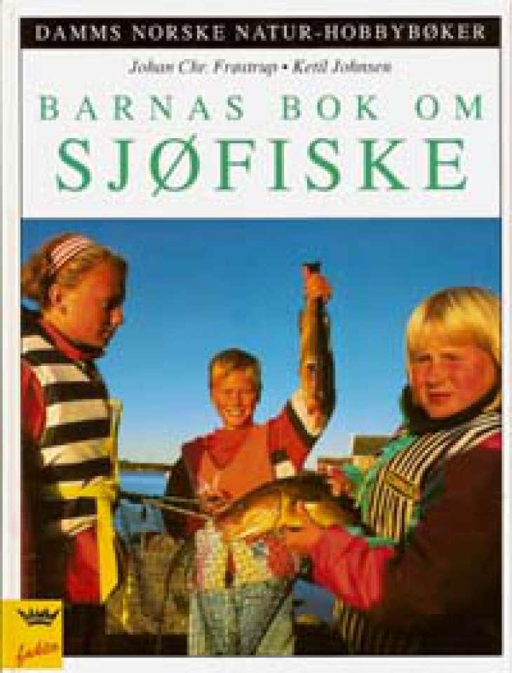 Barnas bok om Sjøfiske