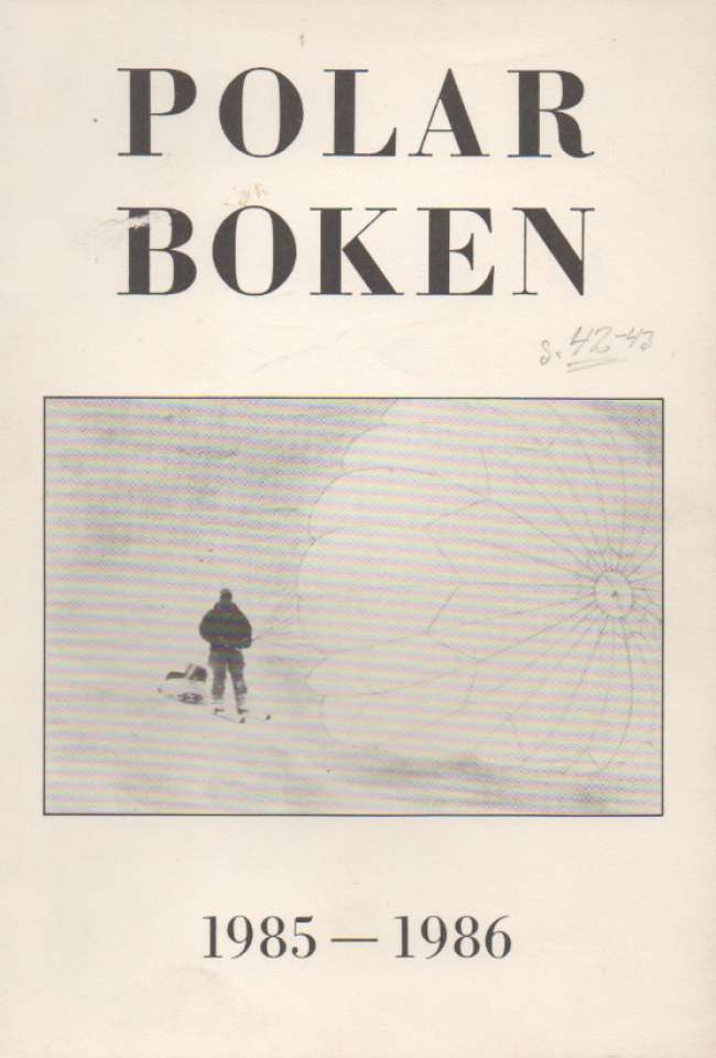 Polarboken 1984–1986