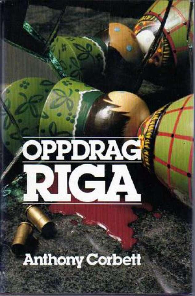 Oppdrag Riga