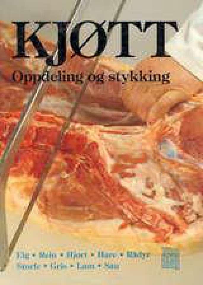 Kjøtt - oppdeling og stykking