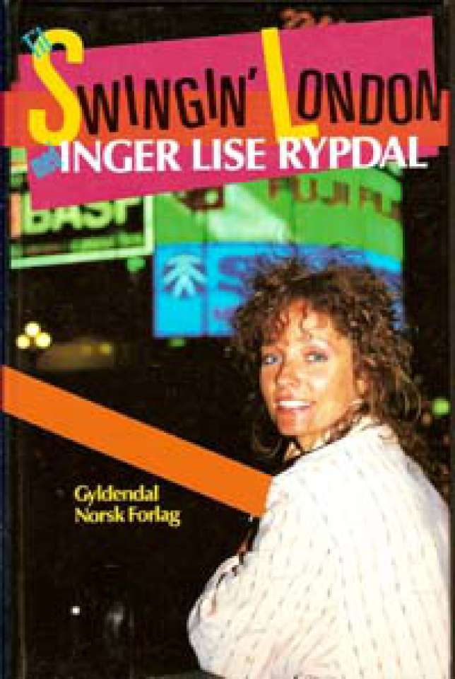 Til Swingin' London med Inger Lise Rypdal