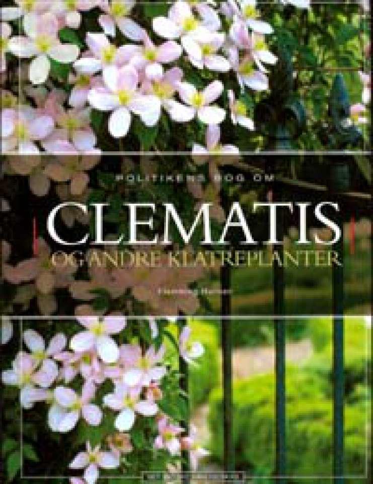 Politikens bog om Clematis og andre klatreplanter
