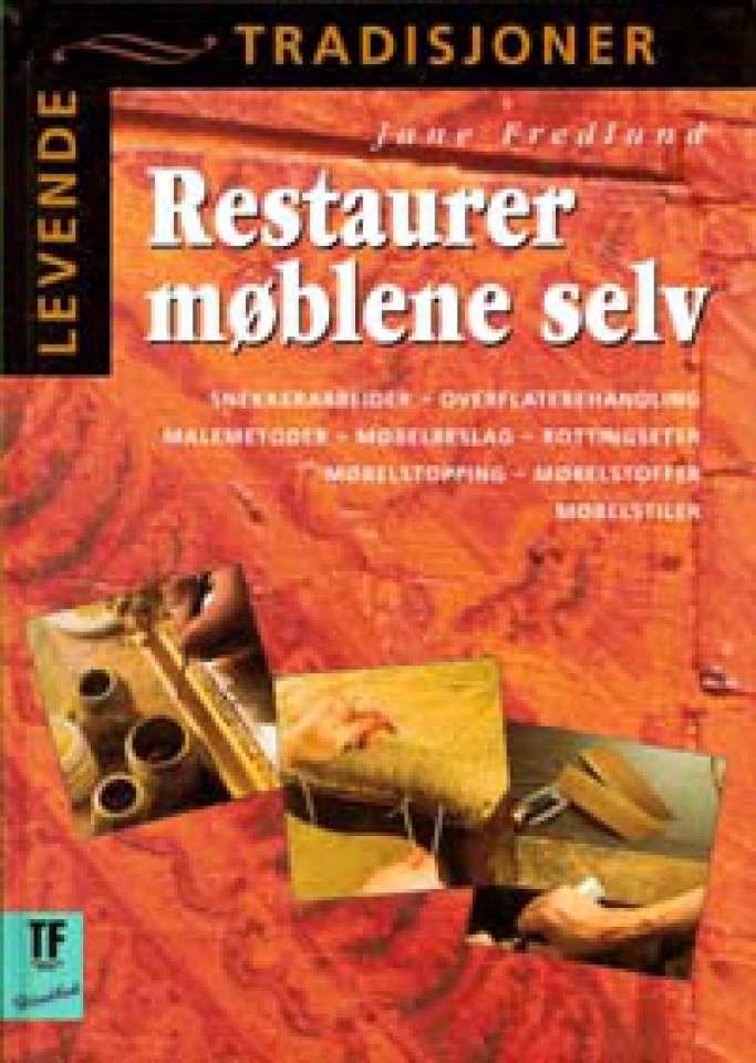 Restaurer møblene selv