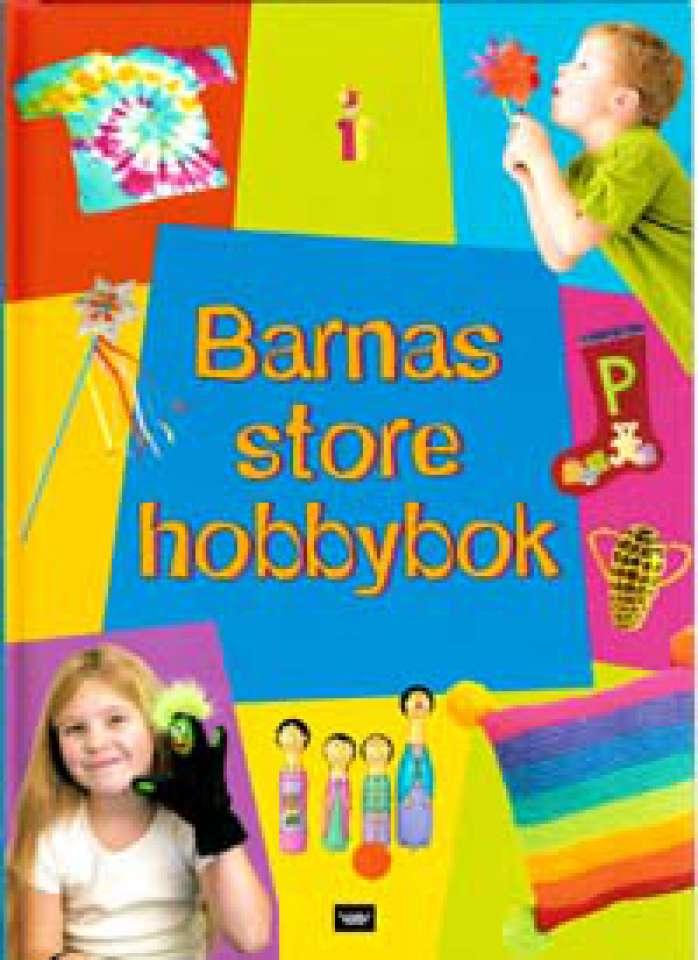 Barnas store hobbybok