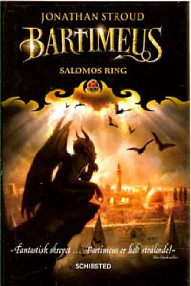 Bartimeus - Salomos ring