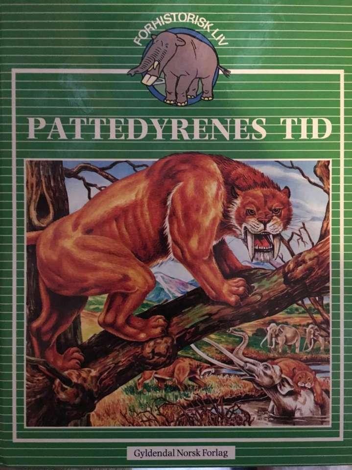 Pattedyrenes tid - Forhistorisk liv bd. 4