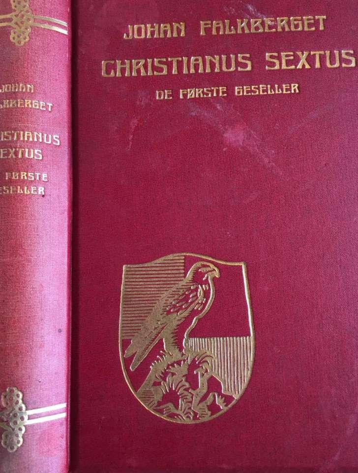 Christianus sextus - de første gaseller