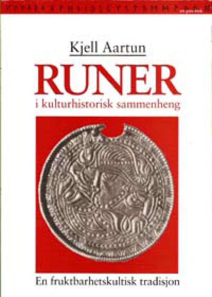 Runer i kulturhistorisk sammenheng