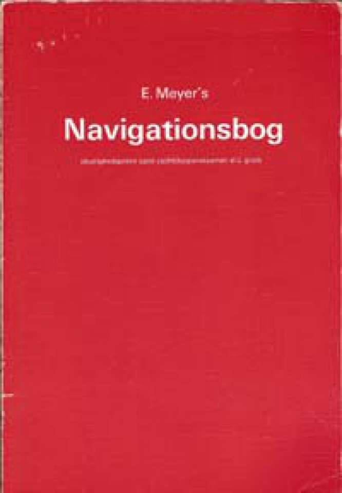 Navigationsbog