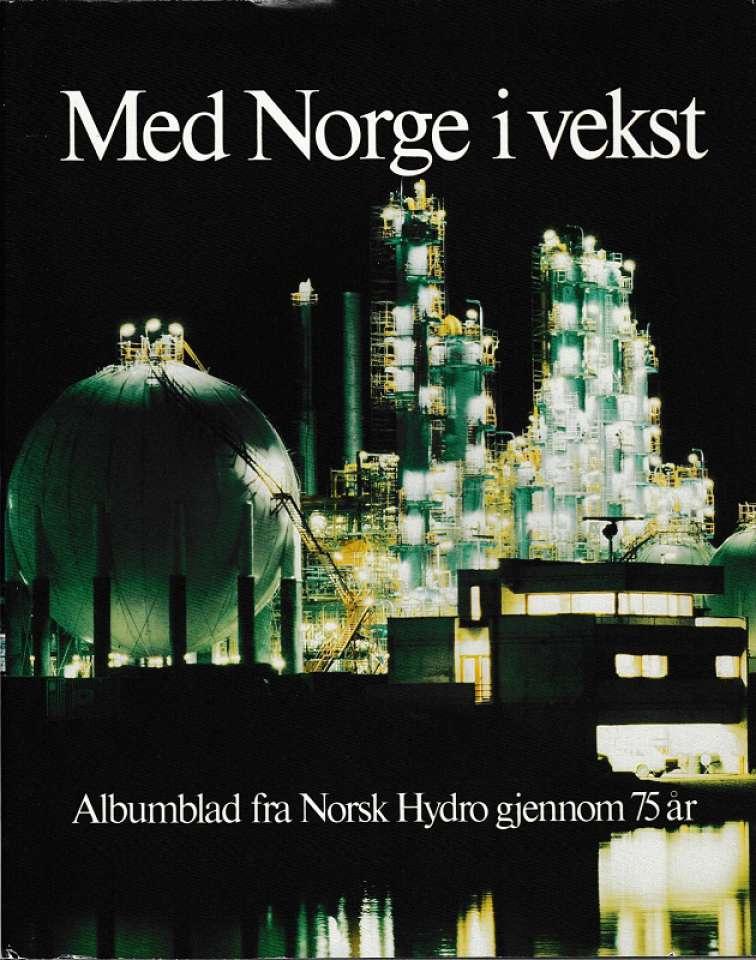 Med Norge i vekst