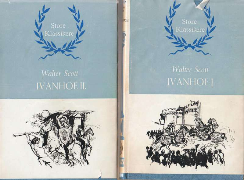 Ivanhoe I og II