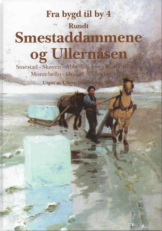 Rundt Smedstaddammene og Ullernåsen