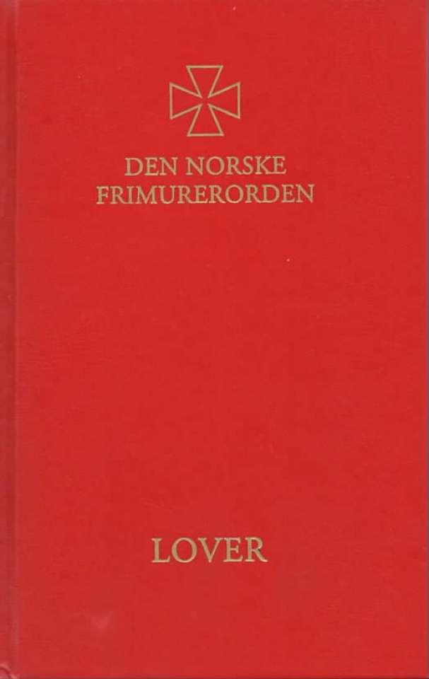 Den norske frimurerordenen – Lover