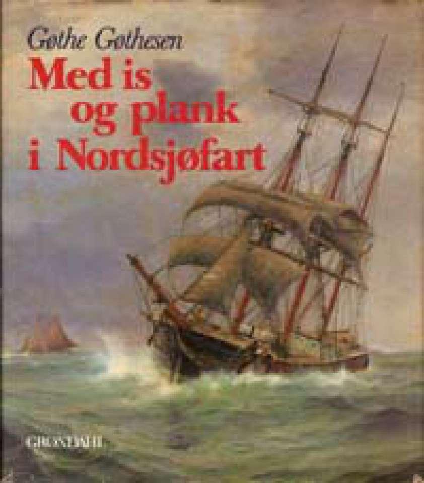 Med is og plank i Nordsjøfart