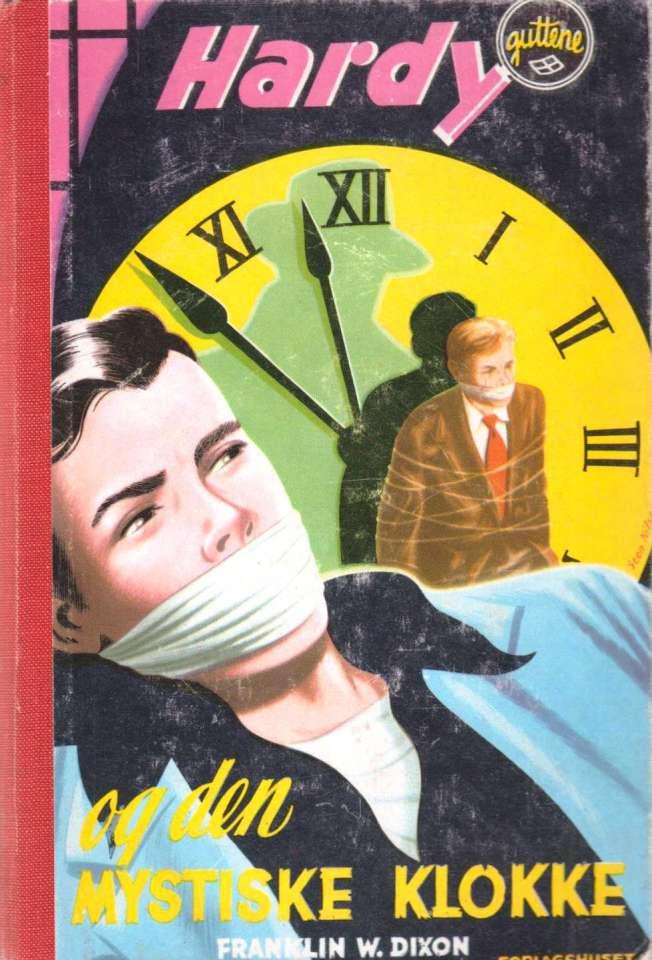 Hardy og den mystiske klokke